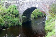 Old bridge at Newmill, near Strichen.