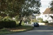 Road junction, Foxham