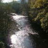 River Taff looking south, at Abercynon