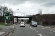 Bridge at Saddle Junction