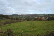 Tansley, seen from Carr Lane