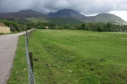 Ben Nevis from near Torlundy