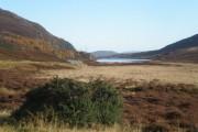 Loch Ceo-glais from B862 near Torness