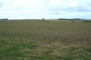 Farmland near Fridaythorpe