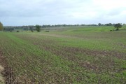 Farmland near Glebe Farm
