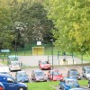 Springfield Grove: carpark and sports facility