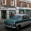 Classic car in Charlton
