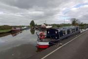 Trent & Mersey Canal, Swarkestone