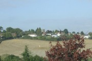 English Bicknor from across the valley