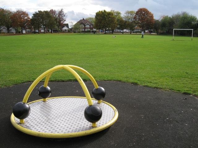 The Holt greenspace, Lillington, Leamington Spa