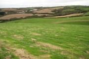 Farmland near Penhalt Farm