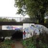 Graffiti under the A1214