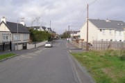 Barnamaghery Road at Darragh Cross