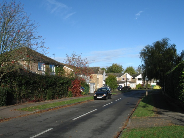 Junction of Station Road and Hawkeswell Drive, Tring