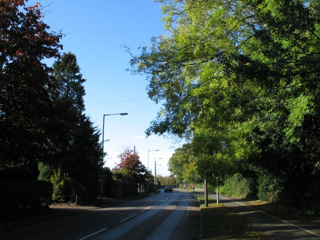 Station Road, Tring