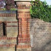Victorian Brickwork, Station Road, Tring