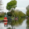 Trent and Mersey Canal at Willington, Derbyshire