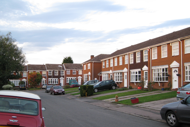 Charnwood Way, Lillington