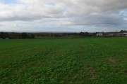 Looking west towards the Cheshire Plain from the Sandstone Trail