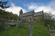 St Gwynno,s Church Llanwonno