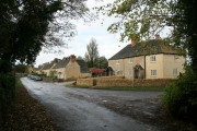 Little Faringdon village