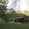 Footbridge over the Leam