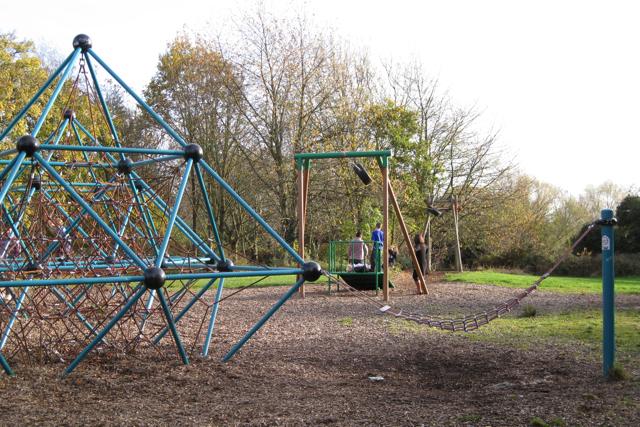 The Paul Pütz International Play Area, Newbold Comyn Park