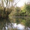 A sharp bend on the River Leam