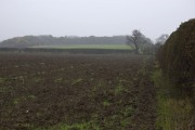 Towards Roe Hill, near Thirtleby