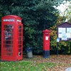Telephone Box at Chipstead