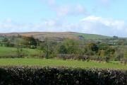 Farmland near Aberclawdd