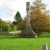 Monument on the green at Down Ampney