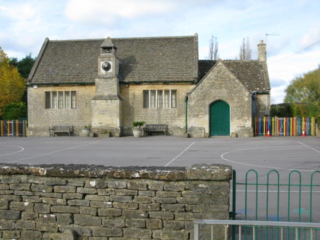 Down Ampney C of E controlled primary school