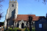 St Peters church Paglesham