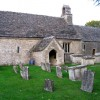 The church of Ampney St Mary