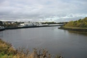 River Tyne and International Paints in the background