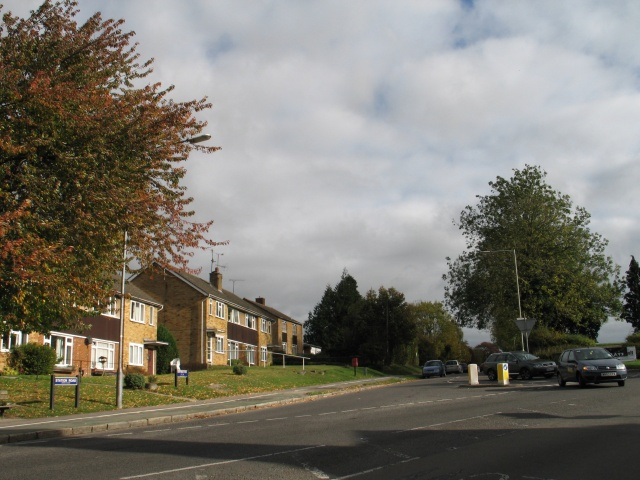 The Junction of London and Station Roads, Tring