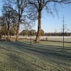 Frost on the North Inch