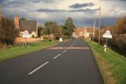 Mattersey village