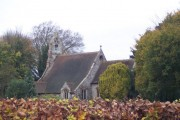St Margarets Church, seen from the footpath