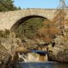 General Caulfeild's bridge over the Black Water, Little Garve