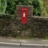 Victorian postbox, Stafford Road, Griffithstown