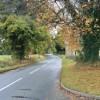 Towards Finstock on the B4022