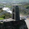 Clifton Suspension Bridge, from the Camera Obscura