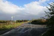 Junction near Lidstone