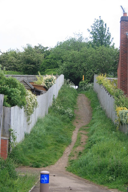 Misterton Way, Lutterworth