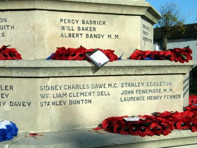 Tring War Memorial
