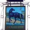 Sign for the Black Horse