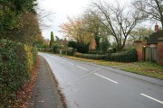 The Road Through Strelley Village