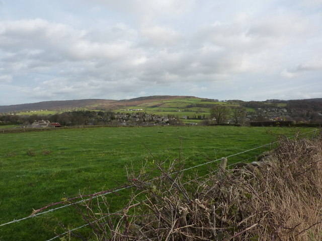 Looking towards Bubnell from Wheatlands Lane